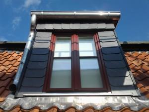 Dachfensterverkleidung